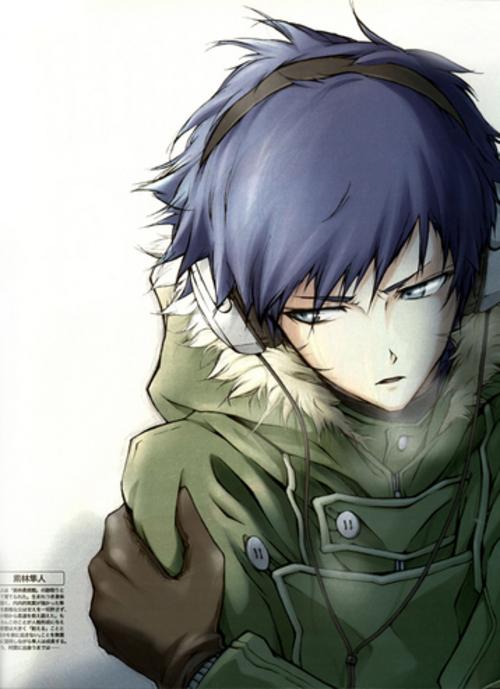 Bleach: Next Generation [Characters] Boy10