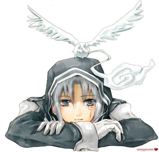 cute anime boy 3 - Silveriness Image